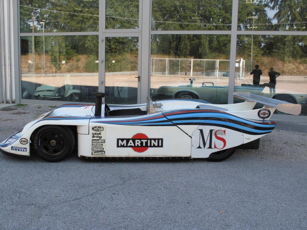 Lancia LC1 telaio 001 | Aquarama